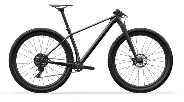 UNNO Aora - Limited edition XC bicycle handcrafted in Barcelona
