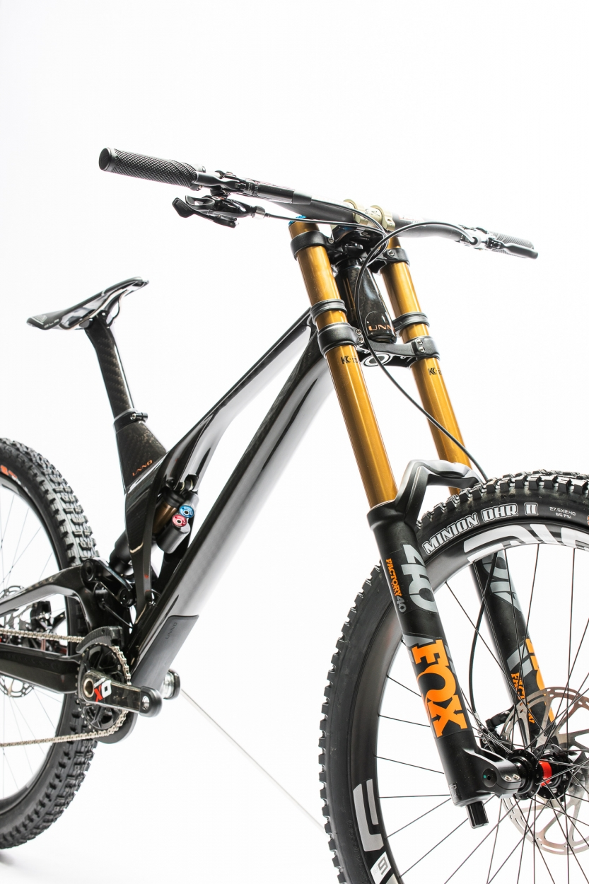 afb7cba580d Unno Ever Limited Edition Downhill Bicycle Handcrafted In Barcelona